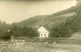 Budova školy r. 1920