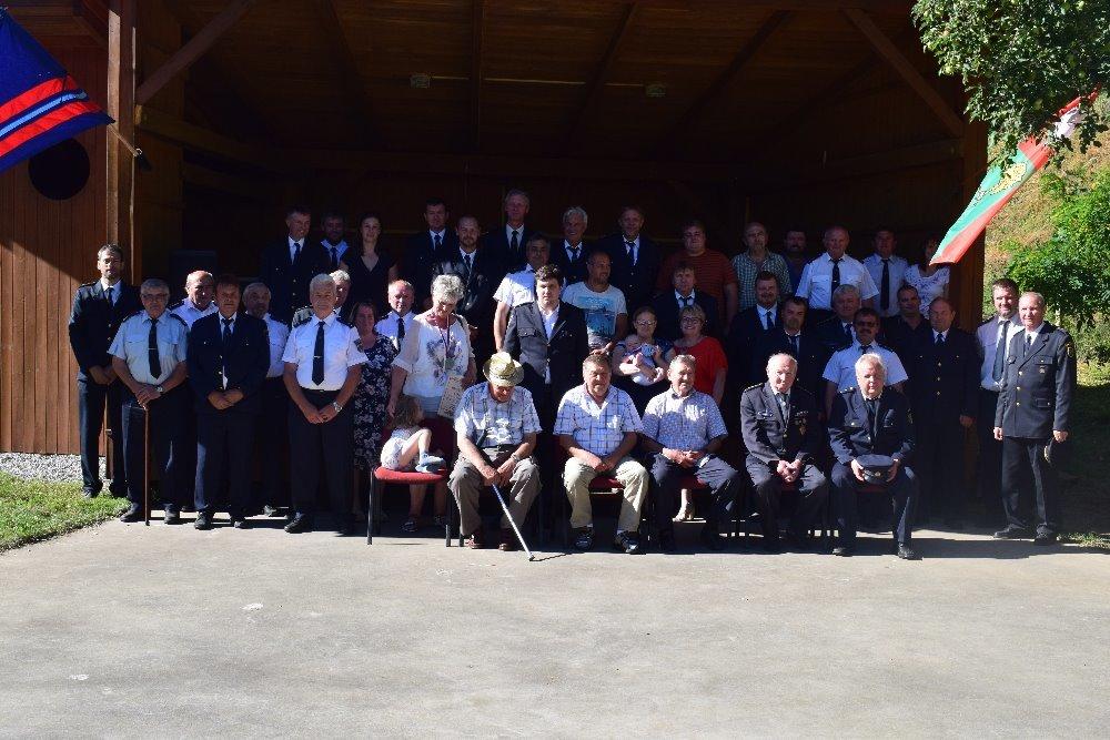 Historie hasičského sboru ve Skryjích